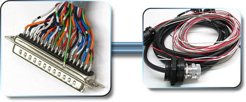 Custom Cable Assemblies Istock : Genco custom cable assembly manufacturing